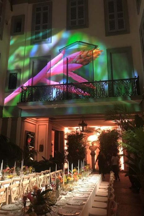MFW - Alexandre Birman - Gala Dinner - showroom Birman Milano (1