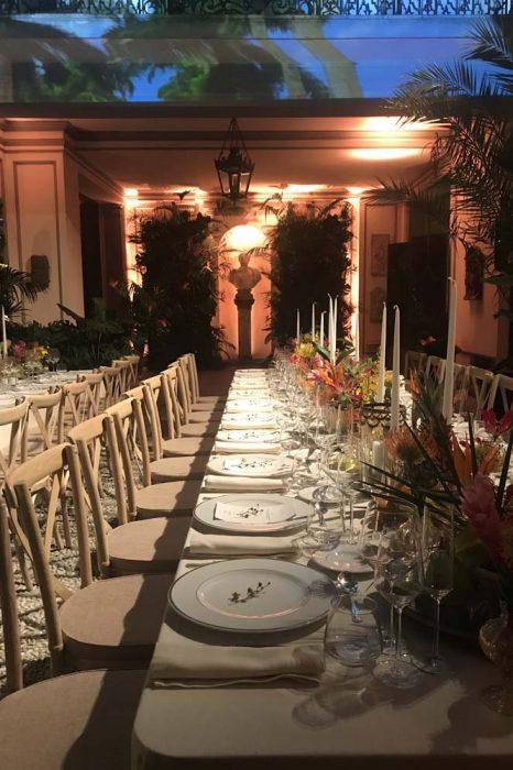 MFW - Alexandre Birman - Gala Dinner - showroom Birman Milano (1 (7)