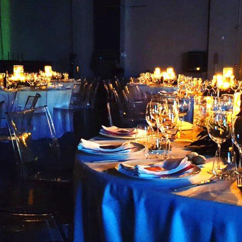catering e organizzazione cene di gala